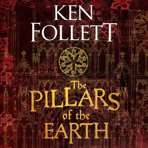 coperta 1 a cartii The Pillars of the earth de Ken Follett